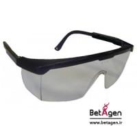 عینک محافظ آزمایشگاه